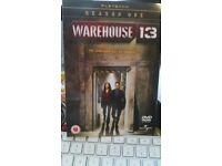 Warehouse 13 season 1 in pristine condition