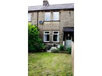 Two bed terraced house in Meltham