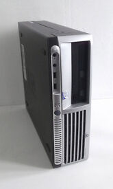 HP 7100 - 3GHz, Pentium (HT), Windows 7, Office 2010, Computer, Speakers, Desktop PC