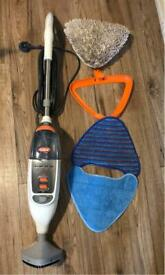 Vax Floor Cleaner with mops (barely used)