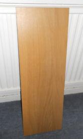 Billy - Extra Oak Shelf for 80cm Ikea Billy Bookcase - £4