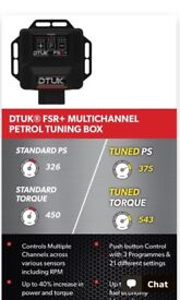 DTUK Tuning Box and Pedal Box combo for BMW M235i