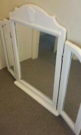 Large dresser style mirror