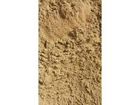 Sharp sand - over 1 ton