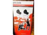 Phil & Teds Peanut Carry Cot