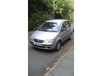 Fiat Active Idea '04 Reg - One owner (Putney)