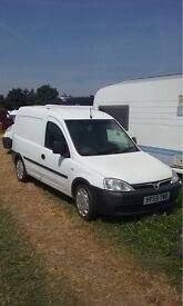 Vauxhall Combo Camper / Van