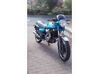 1980 HONDA CX500 NICE ORIGINAL BIKE 1 PREVIOUS OWNER, WITH HANDBOOK AND 20+ MOT CERTIFICATES