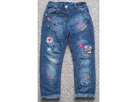 Girls Clothes age 1 – 8, 50p - £3 per item.