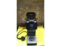AEG Lavazza Coffee Machine like new used once