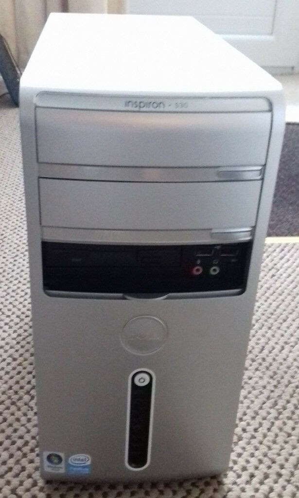 Dell inspiron pc tower.