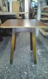 Art Deco tables x6 ideal for coffee shops etc