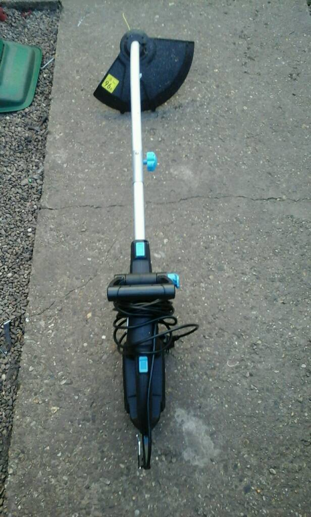 Macallister electric strimmer feel free to contact me