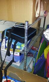 Unit of shelves