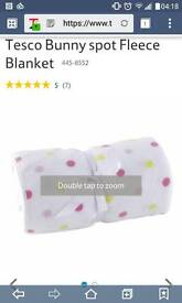 Fleece blanket - brand new