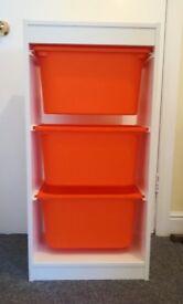 Ikea Trofast storage unit