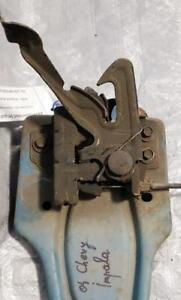 HOOD LATCH with support for 2000 to 2005 CHEVY - CHEVROLET IMPALA SEDAN and other GM vehicles $60
