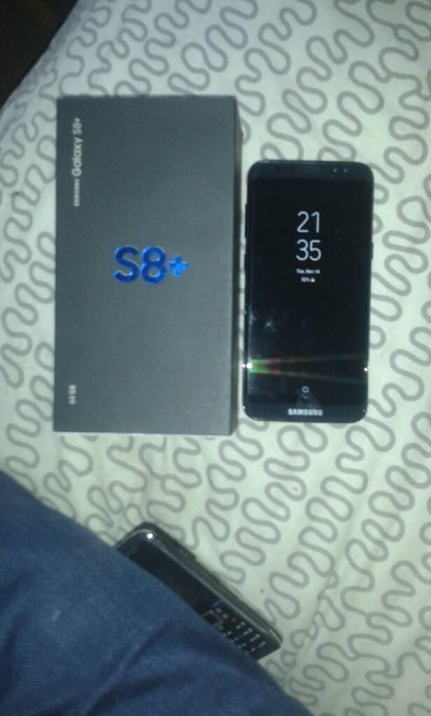 Samsung galaxy S8 plus 64 bnwb
