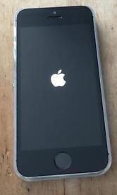 iPhone 5s 16gb space grey vodaphone