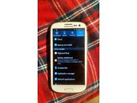 Samsung galaxy S3 NEO - (16gb ) 39£ - Fully working order - very Good condition.