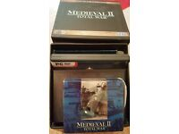 Medieval II: Total War Collectors Edition. box set with collector model
