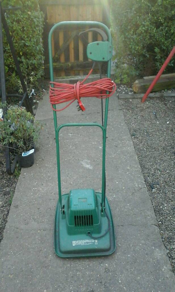 Electric lawnmower feel free to contact me
