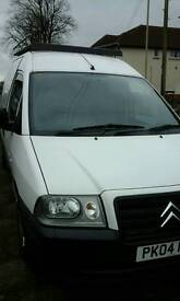 Citron despatch 19 diesel mot Till August tax tidy van good nick