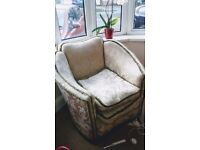 Armchair, single, Potters Bar collection only