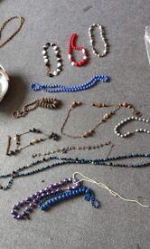 15 Costume Jewellery Necklaces