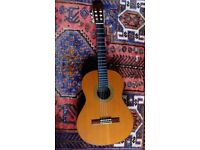 "Handmade Spanish Classical Guitar by ""Cuenca"" - Model 50R - in Carrying Case"