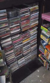 100's of CD's for sale