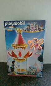 Play mobile super 4 musical flower tower