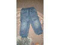 Boys jeans, 2-3Y