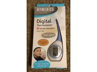 Homedics Digital Thermometer