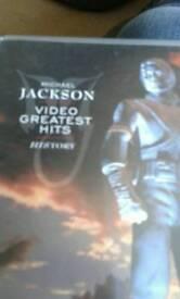 Vhs Michael Jackson greatest hits history