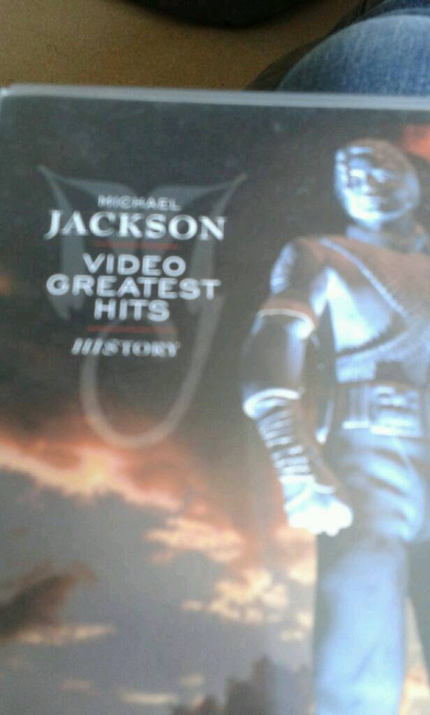 Vhs Michael Jackson greatest hits history