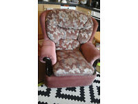 armchair FREE TO COLLECT