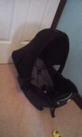Baby Car Seat from 0 to 15 Months