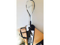 Slazenger pro series squash racket, quick sale at only £25, immaculate, no time wasters please