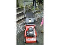 Mascot mountfield petrol lawn mower