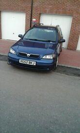 Vauxhall astra estate 1.7dti diesel (not vectra bora ford honda)