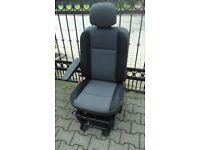 renault master single passenger seat camper motorhome disabled brand new fits movano nv400