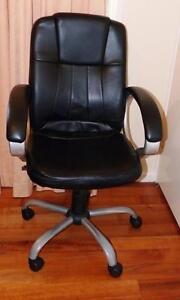 Adjustable, reclining office chair Weetangera Belconnen Area Preview