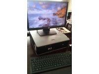 HP Windows 7 PC -KODI TV MOVIES-MS Office 2013 - WiFi - GREAT CONDITION