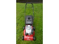 Einhell self propelled lawn mower in excellent condition