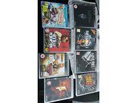 Various PS3 Games, Little big planet 3, RE 5, Red dead redemption, Skyrim, Battlefield 3, UFC 2010..