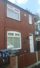 3 Bedroom End Terraced Fully Furnished House To Rent / Failsworth