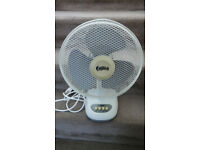 Jaytech 3 speed oscillating fan