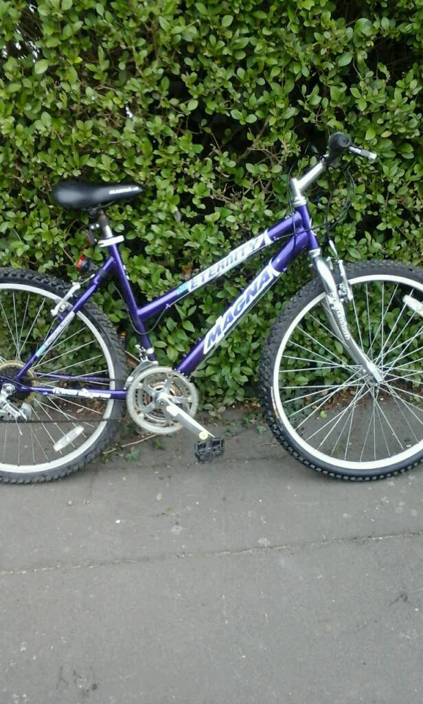 Ladies mountain bike feel free to contact me