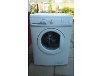 Zanussi 1400 rpm spin, washing machine